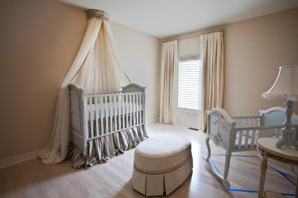 Как подготовить комнату к рождению малыша